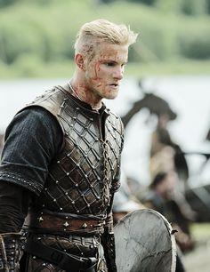 Alexander Ludwig as Björn Ironside in Vikings