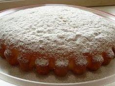 Torta magherita senza lattosio