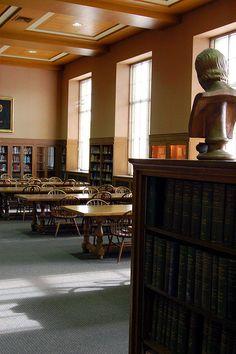 Ohio University Library Reserve Room
