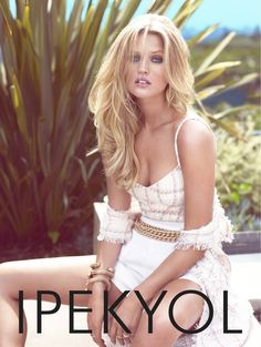 Toni Garrn by Mert & Marcus for the Ipekyol Spring/Summer 2015 Campaign Campaign Fashion, Ad Fashion, Fashion Cover, Boho Fashion, Fashion Models, Fashion Beauty, Editorial Fashion, Toni Garrn, Spring 2015