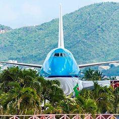 KLM Boeing B-747