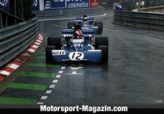 Formel 1 1971, USA GP, Watkins Glen, Tyrrell, Bild: Sutton