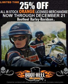 OFF all in stock ORANGE licensed merchandise till December 2013 Used Harley Davidson, Sale Items, December, Motorcycle, Baseball Cards, Orange, Motorcycles, Motorbikes, Choppers