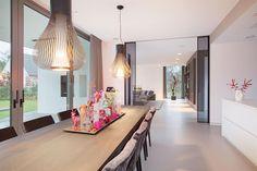 Keijser & Co Cosy Dining Room, Dining Corner, Inside A House, Inspire Me Home Decor, Cozy House, Home Living Room, Home Interior Design, Luxury Homes, Sweet Home