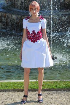 Chanel Resort 2013 Fashion Show - Sigrid Agren
