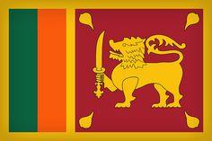 Sri Lanka Large Flag