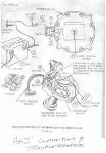 gm hei distributor and coil wiring diagram yahoo search results rh pinterest com gm hei distributor wiring diagram gm hei ignition wiring diagram