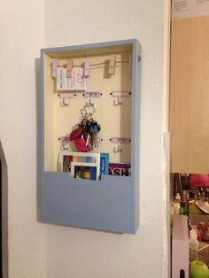Porte clefs d entrée Creations, Frame, Home Decor, Porte Clef, Baby Newborn, Picture Frame, Decoration Home, Room Decor, Frames