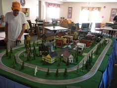 Rappahannock Model Railroaders Inc. Model Training, Standard Gauge, Train Table, Rolling Stock, Table Top Display, Model Train Layouts, Train Set, Models, Classic Toys
