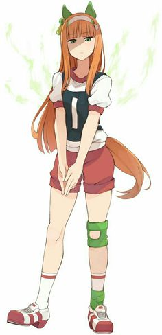 Manga Girl, Anime Art Girl, Poses Anime, Derby Horse, Fox Girl, Furry Girls, Horse Girl, Cute Images, Pictures To Draw