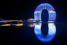 Sheraton Huzhou Hot Spring Resort, Huzhou, 2012 - MAD architects