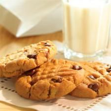 Ingredients  1 1/4 cups Jif® Omega-3 Creamy Peanut Butter 1 cup firmly packed brown sugar 1 large egg 2 tablespoons water