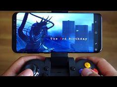 Galaxy S8+ gameplay The 3rd Birthday - impressive PSP emulated game - Andrasi.ro