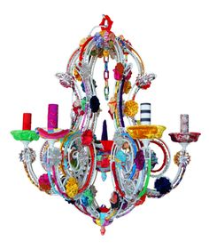Colorful Chandeliers: colorful chandelier,Lighting