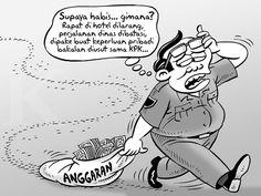 Kartun Benny, Kontan - Desember 2014: Benny Rachmadi - Anggaran Jelang Tutup Tahun