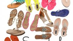 WHAT TO WEAR: SUMMER SANDALS, EVERYDAY FOOTWEAR IN THE BVI