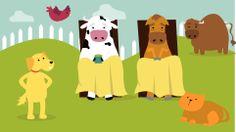 Animales enfermos para LHA
