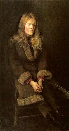 'Helga', Andrew Wyeth