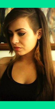 long undercut. Perfect example of what I want to do