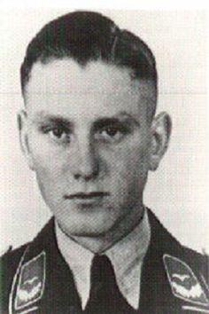 ✠ Hans Fuß (19 September 1920 – 10 November 1942) RK 23.08.1942 Leutnant Flugzeugführer i. d. II./JG