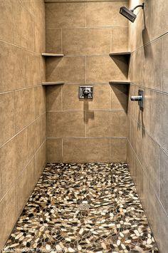Master Bathroom Walk-In Shower | 19 Master Bath Walk-in Shower | Flickr - Photo Sharing!