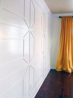 Instant Architecture: Modern Wall Molding Patterns + Trim Ideas | Apartment Therapy