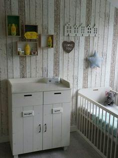 grijs mint more nieuw leven grijs mint onze babykamer babykamer ...