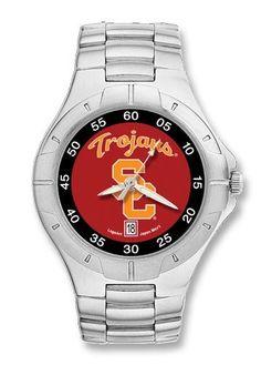 USC Trojans Men's Pro II Watch by Logo Art. $49.99. NCAA USC Trojans Men's Pro II Watch