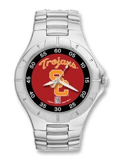 USC Trojans Men's Pro II Watch by Logo Art. $49.99. NCAA USC Trojans Men's Pro II Watch