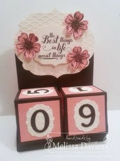 idea for perpetual calendar ♥