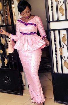 Pour moi African Print Dress Designs, African Print Dresses, African Print Fashion, Africa Fashion, African Dress, African Wear, African Wedding Attire, African Attire, Ankara Long Gown Styles