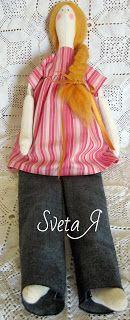 ΥΠΕΡΟΧΕΣ ΔΗΜΙΟΥΡΓΙΕΣ: Кукла в стиле тильда Алина Apron, Dolls, Blog, Fashion, Baby Dolls, Moda, Fashion Styles, Puppet, Doll