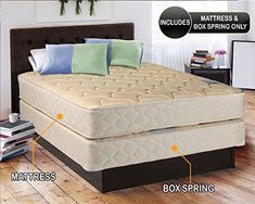 Who couldn't do with a good night sleep in their life? The Chiro Premier Orthopedic Mattress and Box Spring Set by Dream Solutions USA is smartly engineered to treat you to a comfortable experience when you turn in for the night. This mattress and box spring set has a unique design that... more details available at https://furniture.bestselleroutlets.com/bedroom-furniture/mattresses-box-springs/mattresses-box-spring-sets/product-review-for-chiro-premier-orthopedic-beige-