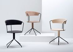 uncino chairs by the bouroullecs launch at salone del mobile airbnb office london threefold