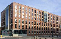 Röben Klinker, Bricks | Bezirksgericht Wroclaw (PL) | Klinker: CANBERRA herbstlaub