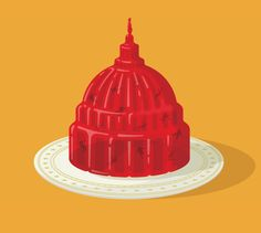 The Atlantic Illustration for the Dispatch section of the Atlantic. Article on the transparent government approach being a nasty trap. By Mike McQuade
