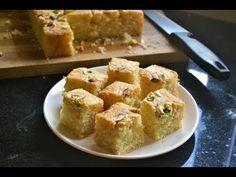 Iyengar Bakery Eggless Mawa Sooji Cake - Gayathri's Cook Spot - YouTube