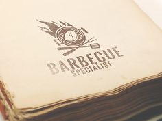 Logo Barbecue specialist on Behance