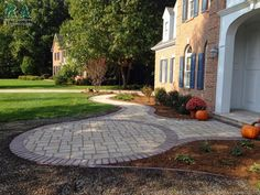 Walkway - Pavers - Landscaping R&A Water Features & Landscaping