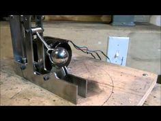 Ball Lifter Runing with Almost No Track - YouTube