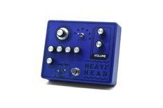 Midnight Amplification Heavy Head Distortion/Fuzz