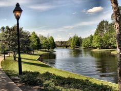 Port Orleans Riverside - the prettiest little corner of WDW