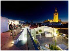 La magia de Sevilla está en cualquier sitio...
