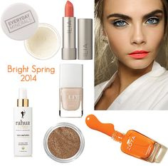 Cosmetic Trends 2014   ... organic beauty 2014 5 Spring Beauty Trends You Will Love (#2014