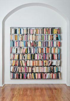 Milan Furniture, Furniture Design, Home Library Design, House Design, Home Libraries, Bookshelves, Bookshelf Design, Home And Living, Living Room
