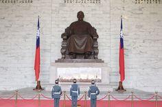 Chian Kei-Shek memorial