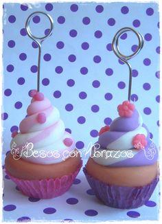 Besos con Abrazos: CUPCAKES!!