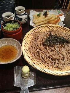 Soba noodle... in japan