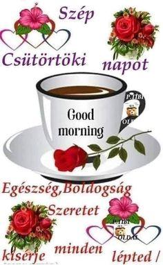 Good Morning, Mugs, Tableware, Humor, Buen Dia, Dinnerware, Bonjour, Tumblers, Tablewares