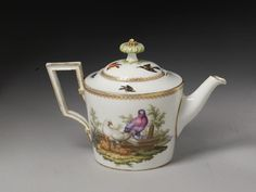 meissen 18th century teapots - Google Search